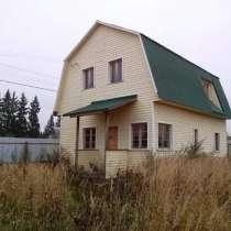 Продается новый 2х этажный дом с участком, в Елеце
