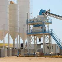 Стационарный бетоносмесительный узел SUMAB T-120, в г.Rosice