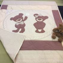 Продам детское лоскутное одеяло, в Омске