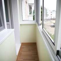 Окна из алюминия на 6 м балкон, в Дзержинском
