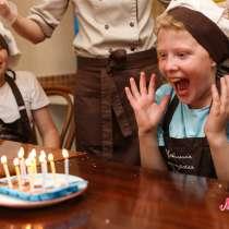 Шоколадный детский День рождения, в Челябинске
