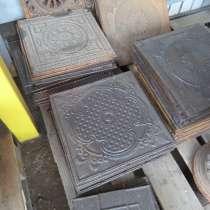 Чугунные плиты антикварные, в Нижнем Новгороде
