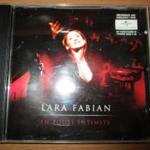 Lara Fabian - En Toute Intimite, в г.Москва
