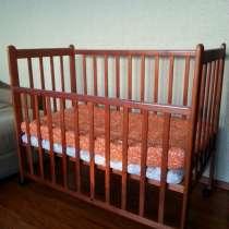 Кроватка для новорожденных, в г.Семей