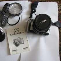Фотоаппарат пленочный Canon EOS 300V DATE, в Москве