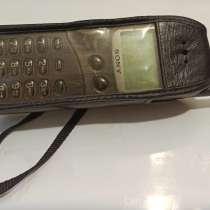 Sony CM-M1300 легендарный телефон, в Москве