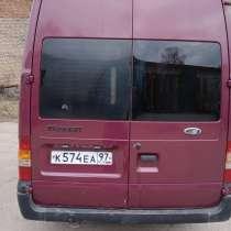 Микроавтобус Ford Tranzit 2002, в г.Москва