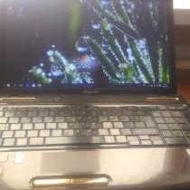 Ноутбук TOSHIBA Sattelite L655, в Москве