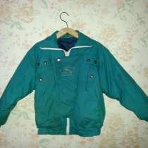 Продается зеленая куртка для мальчиков в отличном состоянии, в Ижевске