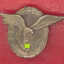 Германия 3 рейх фрачный знак Пилот Люфтваффе фрачник, в Орле
