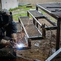 Сварочные работы, Металлоконструкции, в Череповце