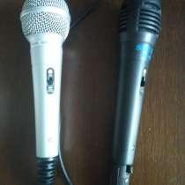 Микрофоны для караоке, в Москве