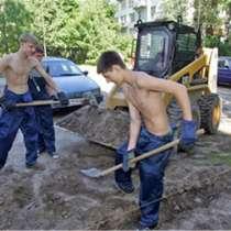 Разнорабочие, землекопы по области, в Тольятти