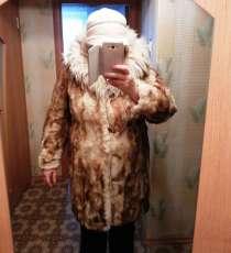 Шуба женская 52 размер из меха ламы, в г.Минск