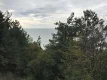 Участок с видом на море, в Сочи