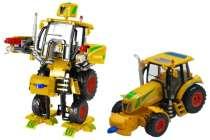 Робот-трансформер Мега-Трактор новый Tongde, в Москве