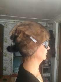 Продам новую женскую норковую шапку, в г.Кокшетау