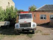 мусоровоз ГАЗ 3309, в Балаково