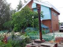 Дача с 2х этажным домом с мансардой, в Омске