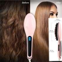 Выпрямитель для волос с функцией ионизации+подарок, в Москве