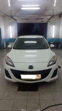 легковой автомобиль Mazda 3, в Воронеже