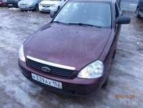 автомобиль ВАЗ 2172 Priora, в Нижнем Новгороде