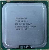 Процессоры CPU, в Чебоксарах