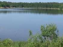Озеро с землёй около г. Твери, в Твери