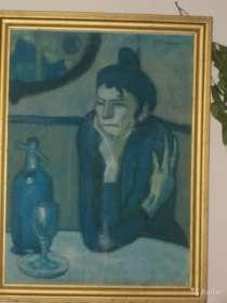 картина Пикассо, в Красноярске