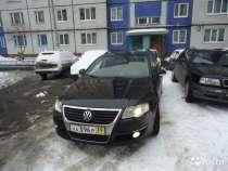 Volkswagen Passat чёрный, в Надыме