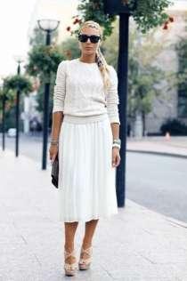 Макси юбка в пол из льна белая бежевая размер s-m, в г.Киев