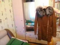 Продается дубленка, в Хабаровске