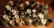 Бокалы пивные (коллекция 36 шт), в г.Черновцы