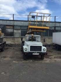 Услуг (аренда) автовышки 18м. Телескоп, в Нижнем Новгороде