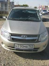 автомобиль ВАЗ Гранта, в Краснодаре