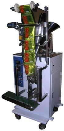 Фасовочный автомат HP100P фасовки порошков в саше, в Москве
