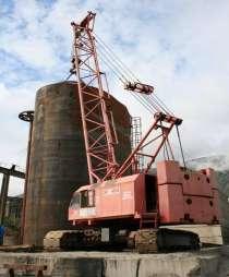 Аренда крана грузоподъемностью 100 тонн в Апатитах, в Апатиты