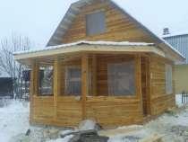Дом из бруса 5х5, в Екатеринбурге