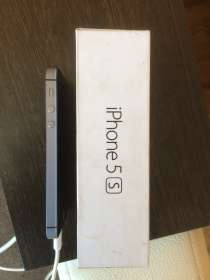 IPhone 5s 16гб, в Барнауле
