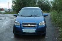 подержанный автомобиль Chevrolet Aveo 2007 седан, в Березниках