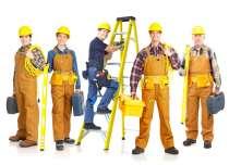 Бригада строителей-профессионалов, в Санкт-Петербурге