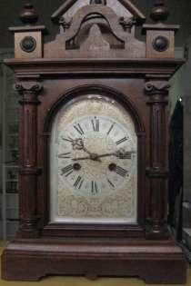 Каминные(настольные)часы Филлип Хаас.19 век, в Дмитрове