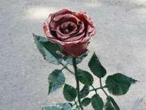 Кованая роза, в г.Алматы