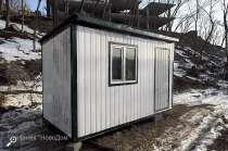 Бытовка - 4 на 2, Самые дешевые бытовки у нас во Владивосток, в Владивостоке