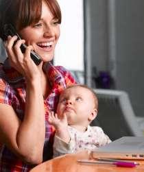 Работа на дому для мамочек в декрете, домохозяек, студентов, в Химках