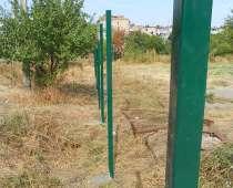 Столб Полимер для 3Д забора 60х40х2100 мм, в Краснодаре