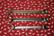 Продам комплект разрезных гаечных ключей для тормозов, в Воронеже