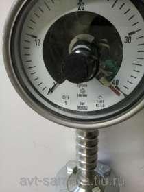 Продам манометр технический электроконтактный WIKA 232.50.10, в г.Самара
