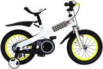"""Детский велосипед Royal Baby Buttons Steel 16"""", в Екатеринбурге"""