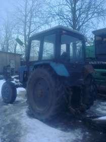Трактор, в г.Толочин